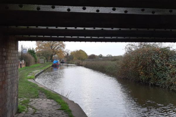 Trent & Mersey Canal Path (Burton)photo