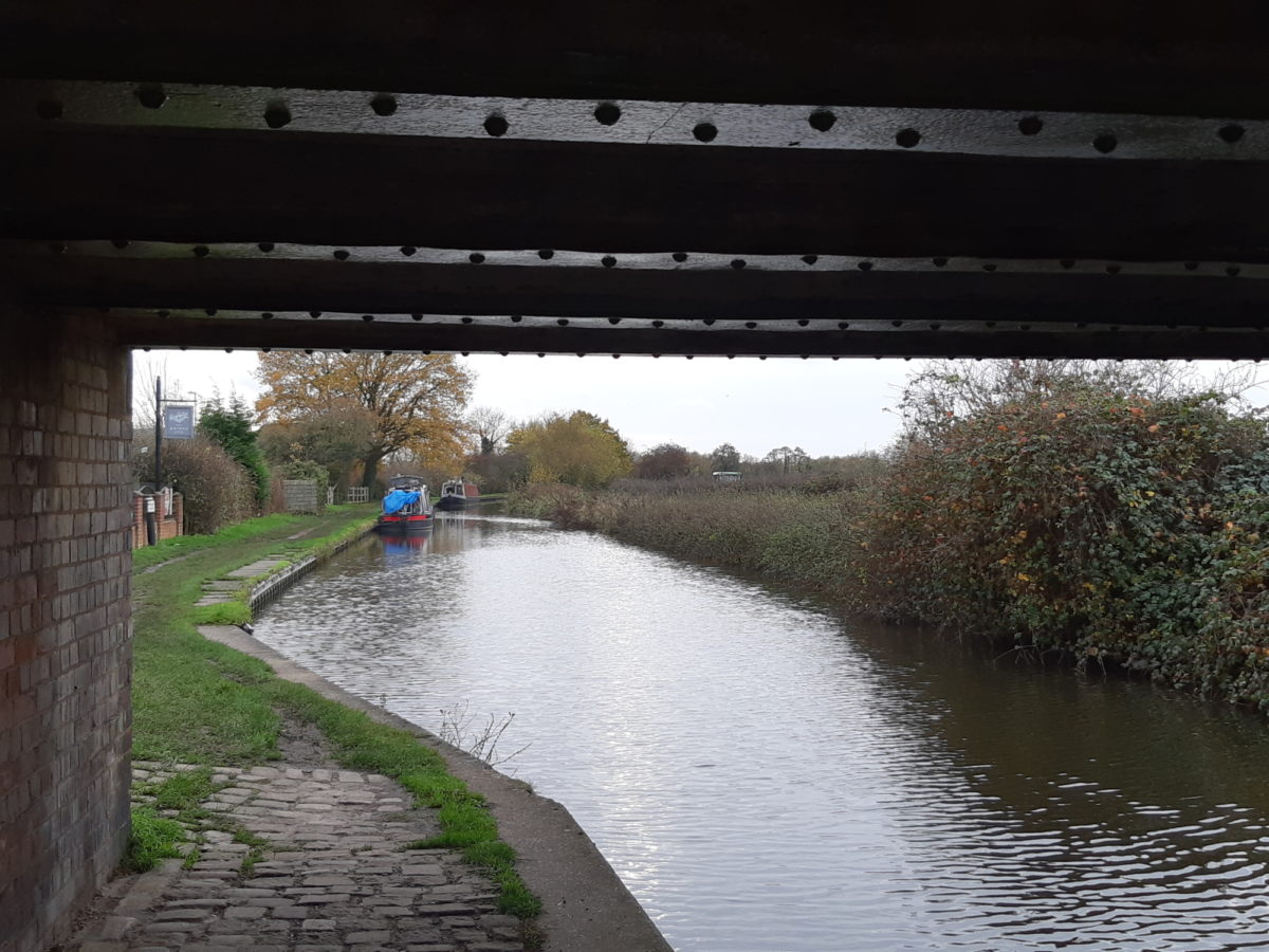 Trent & Mersey Canal Path (Burton) large photo 1