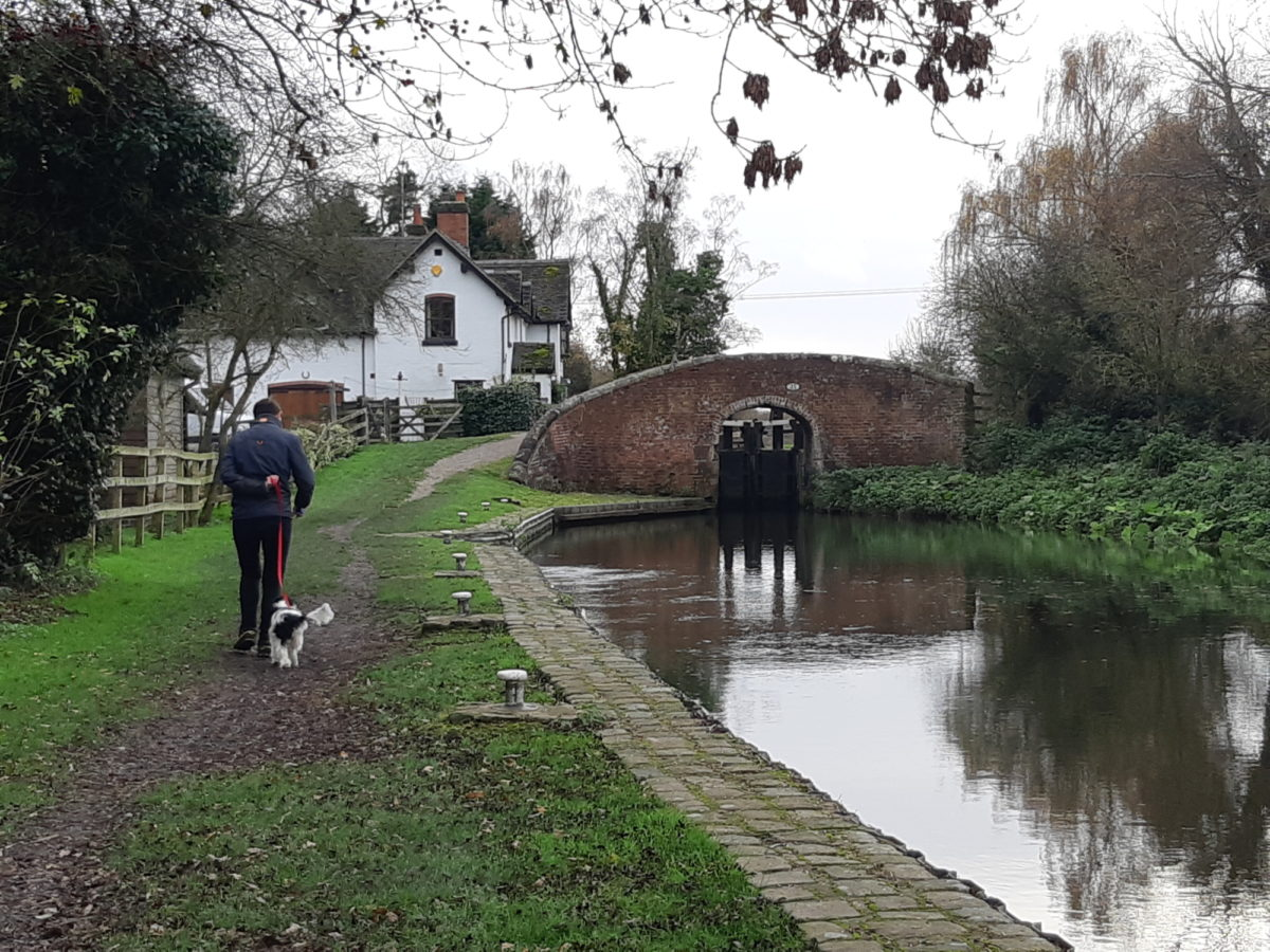 Trent & Mersey Canal Path (Burton) large photo 2