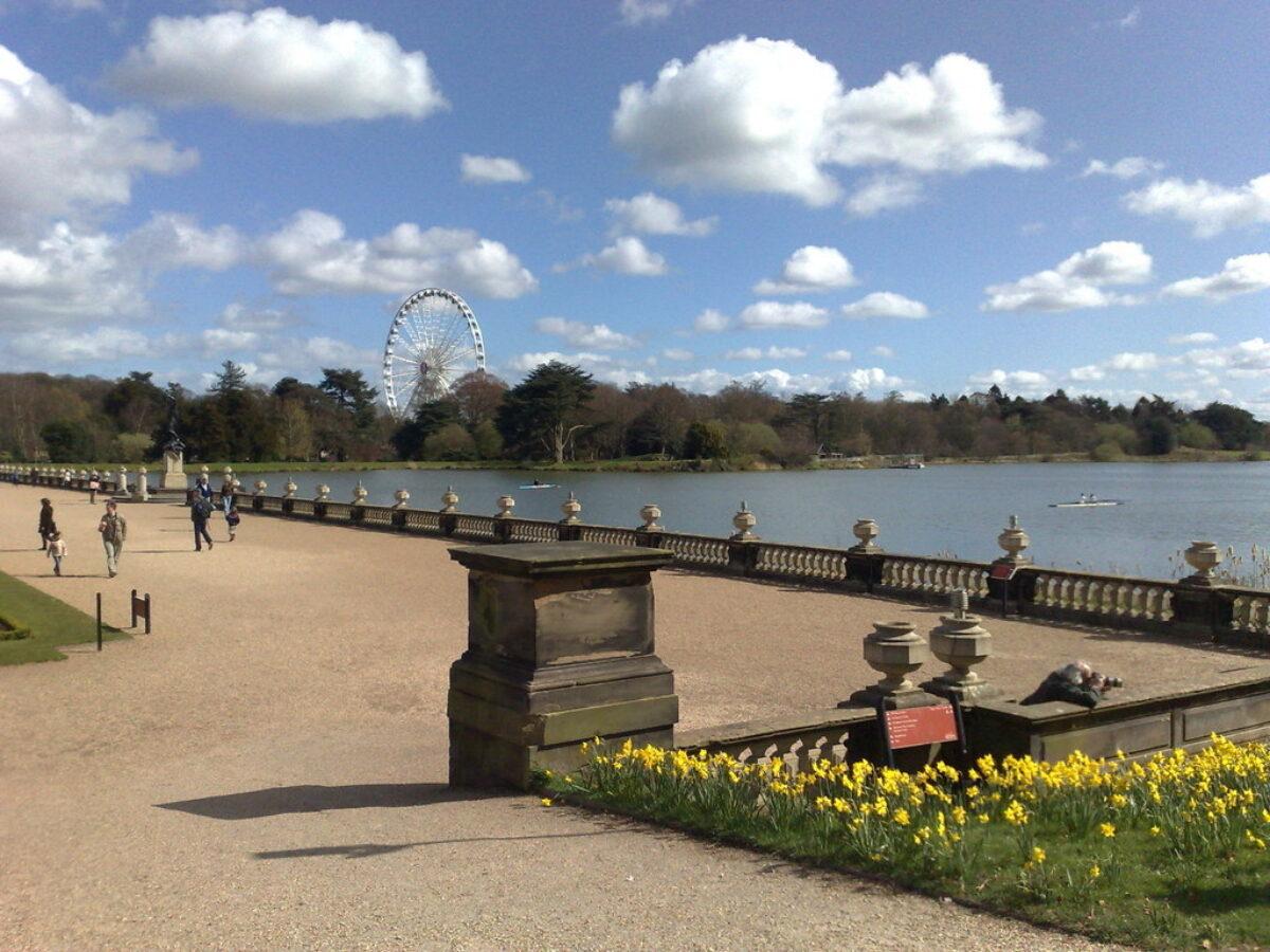 Trentham Gardens large photo 1