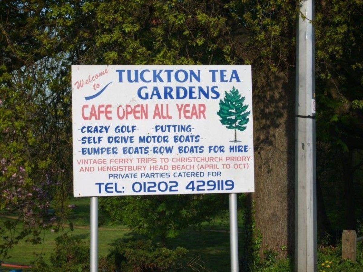 Tuckton Tea Gardens large photo 8