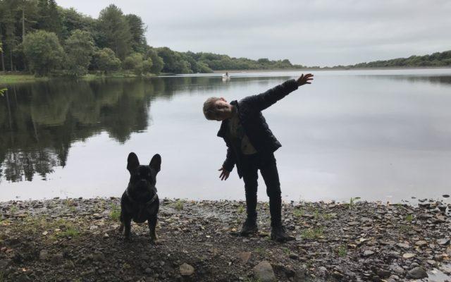 Upper Roddlesworth Reservoir Dog walk in Lancashire