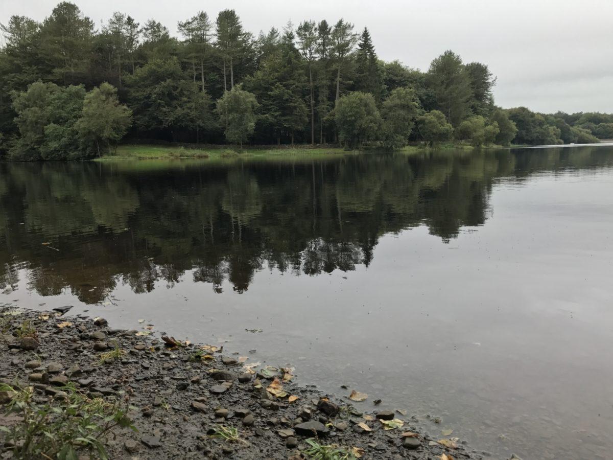Upper Roddlesworth Reservoir large photo 2