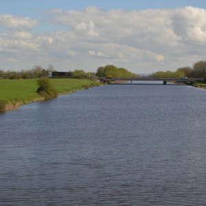 West Huntspill River Bank