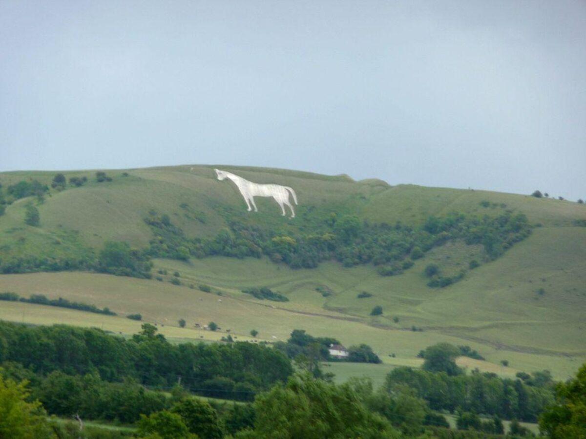 Westbury White Horse large photo 1