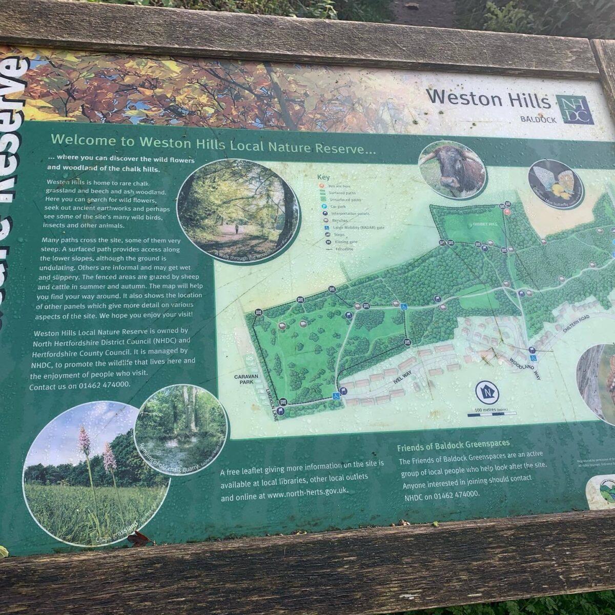 Weston Hills Nature Reserve large photo 2