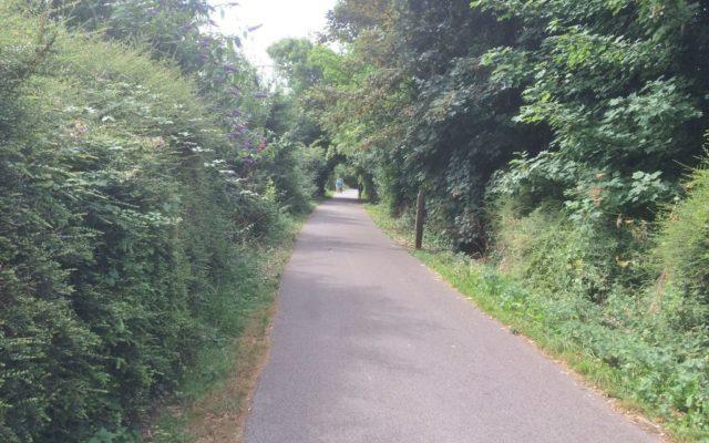 Weymouth To Portland Rodwell Trail Dog walk in Dorset